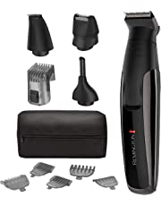 Remington PG6171 The Crafter: Beard Boss Style and Detail Kit, Trimmer, Grooming (11 Pieces)