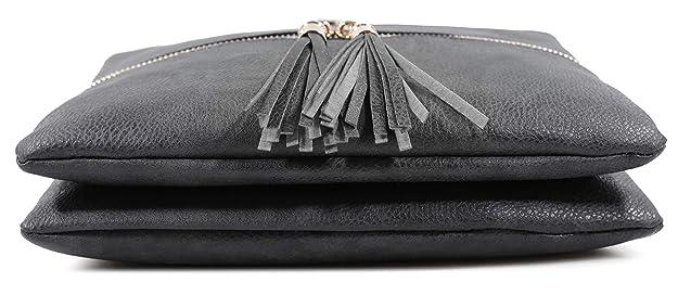 Amazon.com: SG SUGU - Bolsa para Crossbody (ligera, mediana ...