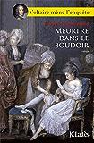 Meurtre dans le boudoir (Romans historiques)