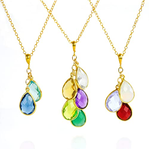 89566b46714 Image Unavailable. Image not available for. Color: Custom Mothers Necklace  ...