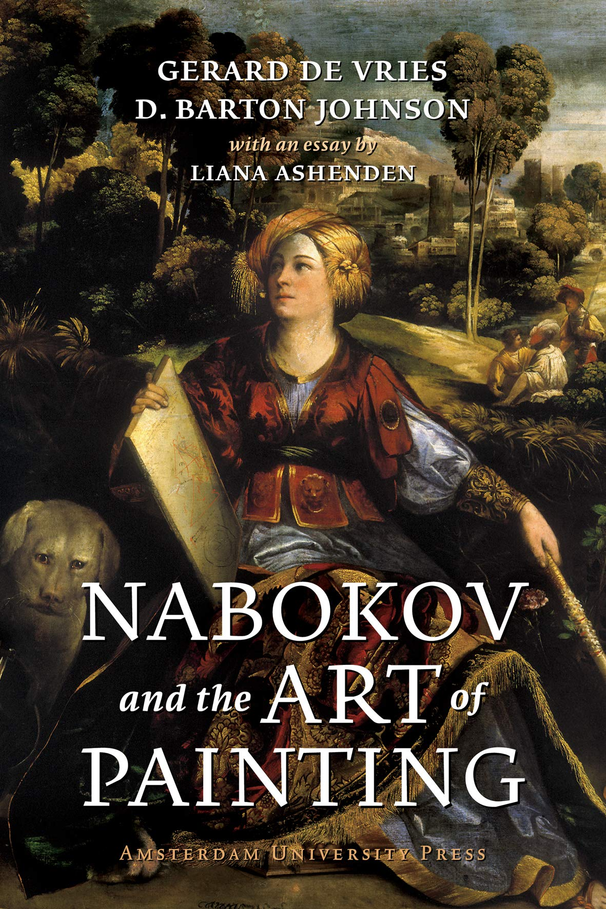 Nabokov and the Art of Painting ebook