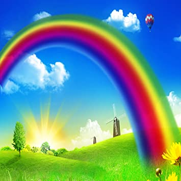 Amazoncom Cartoon Rainbow Live Wallpaper Appstore For Android
