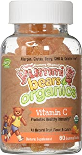 Image result for Yummi Bears Organics® Vitamin C