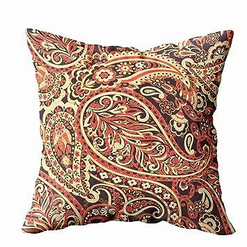 Amazon.com: Shorping Funda de almohada para exteriores, con ...
