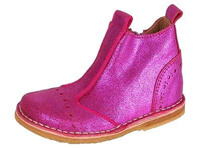 BootsPink136 Bisgaard BootMädchen BootMädchen Chelsea Glitter Bisgaard IYb7g6yfv