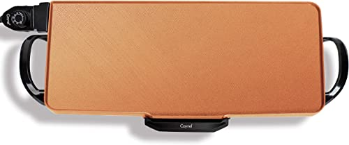 Caynel: Smokeless Non-stick Electric Griddle
