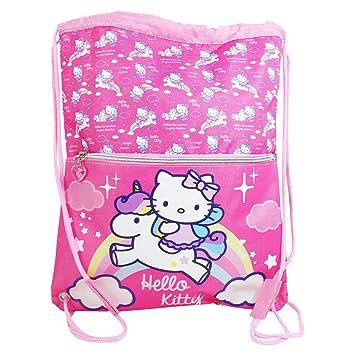 Hello Kitty Magic Dream Mochila Bolso Escolar Saco S4: Amazon.es: Equipaje
