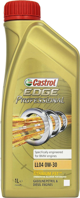 Castrol Edge Professional Longlife 04 0w 30 Titanium Fst 1 Liter Auto