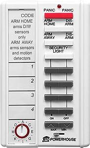 X10 SH624 Security Remote Control