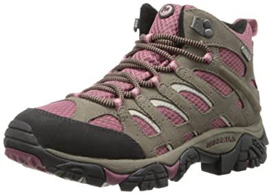 a37c8d70972d0 Amazon.com | Merrell Women's Moab Mid Waterproof Hiking Boot ...