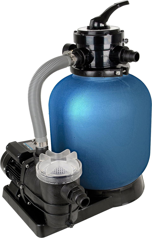 T.I.P. Piscina Juego de filtros filtro de arena SPF 370 F, hasta ...