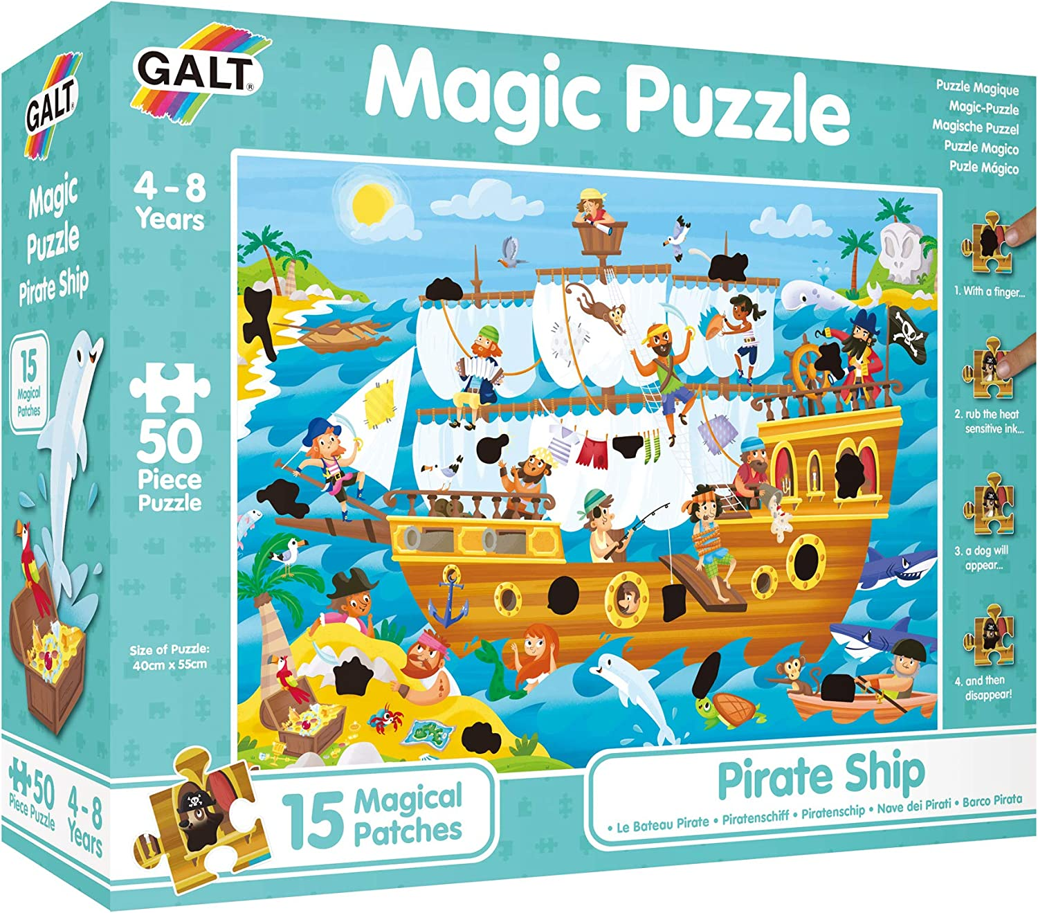 Puzzle Star Line Magical Meet