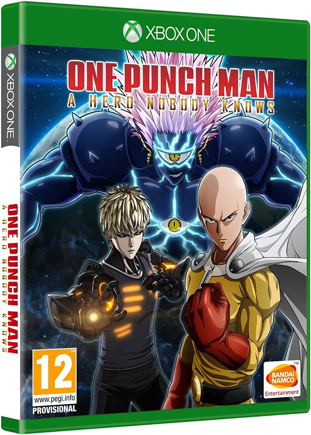 One Punch Man: A Hero Nobody Knows Xboxone - Xbox One [Importación ...