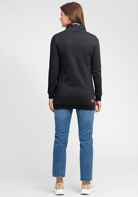 OXMO Vilma Damen Sweatshirt Pullover Sweater
