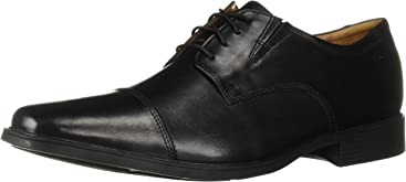 ac1ae0975f988 Clarks Men s Tilden Cap Oxford Shoe