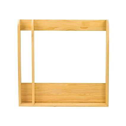 Cambiador superior con compartimento de separación adicional y bordes redondeados para todas las cómodas Malm y Hemnes de IKEA: Amazon.es: Bebé