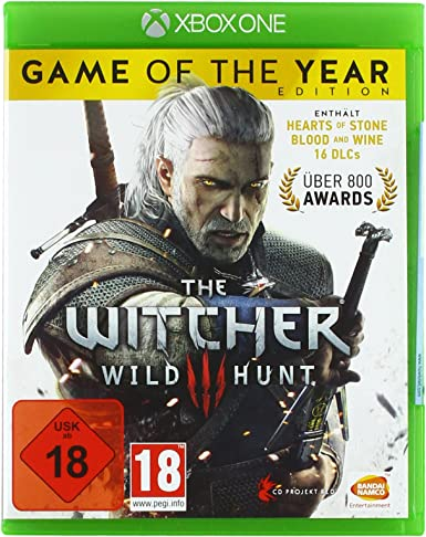The Witcher 3: Wild Hunt - Game of the Year Edition [Xbox One ...