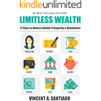 Limitless Wealth: 21 Keys to Unlock Infinite Prosperity & Abundance book cover