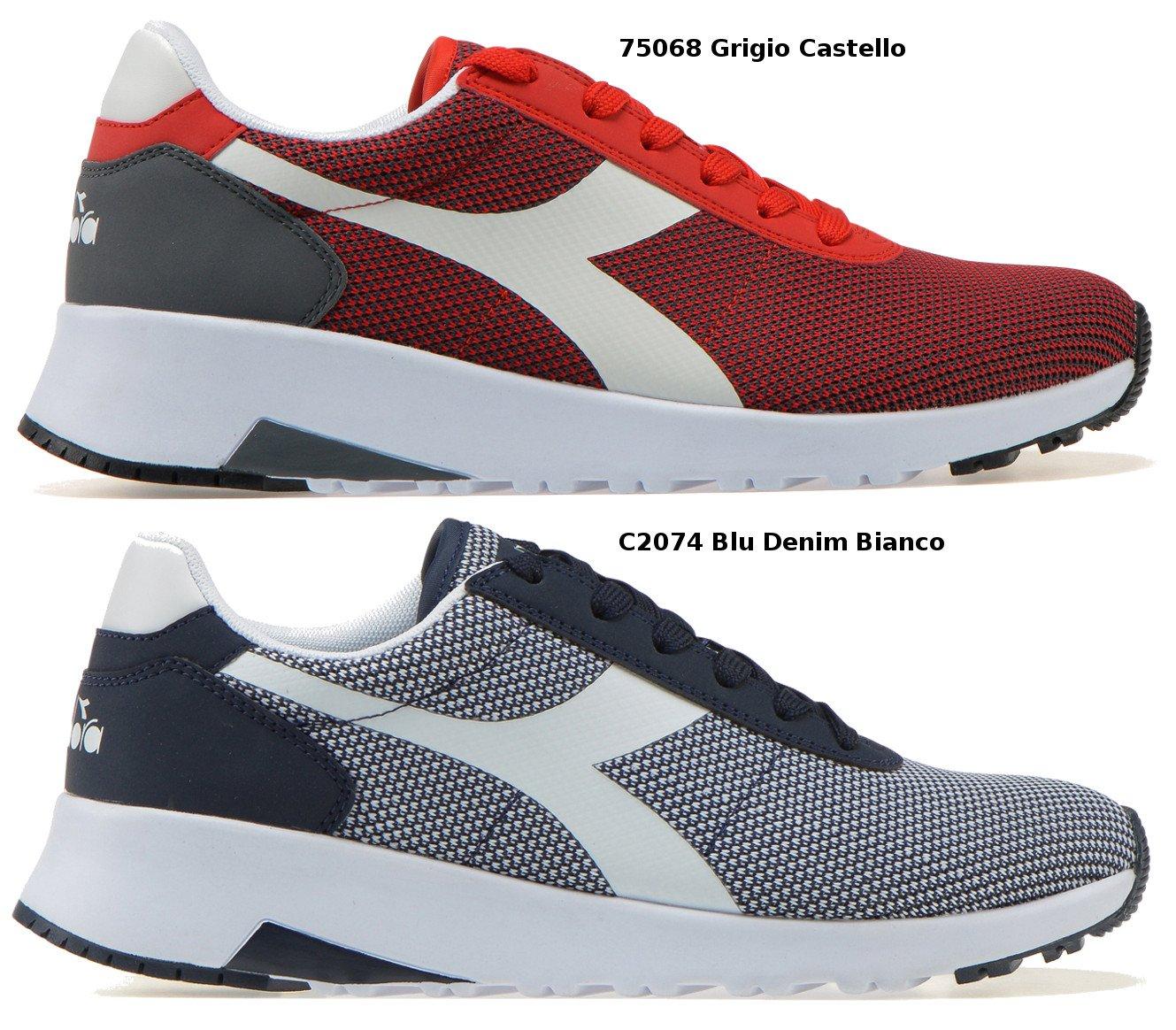 Schuhe Diadora Evo Run II Art.173093  43|75068 Grigio Castello