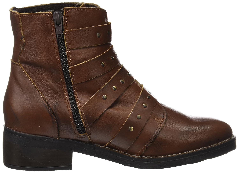 MUSSE & CLOUD Denzel, Botines para Mujer, Marrón (Cue), 40 EU: Amazon.es: Zapatos y complementos