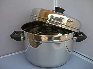Multi-Pot Cooker for Idli/ Dhokla/ Muthia