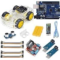 Robocombo Arduino Süper Combo 4WD Araç Seti Bluetooth