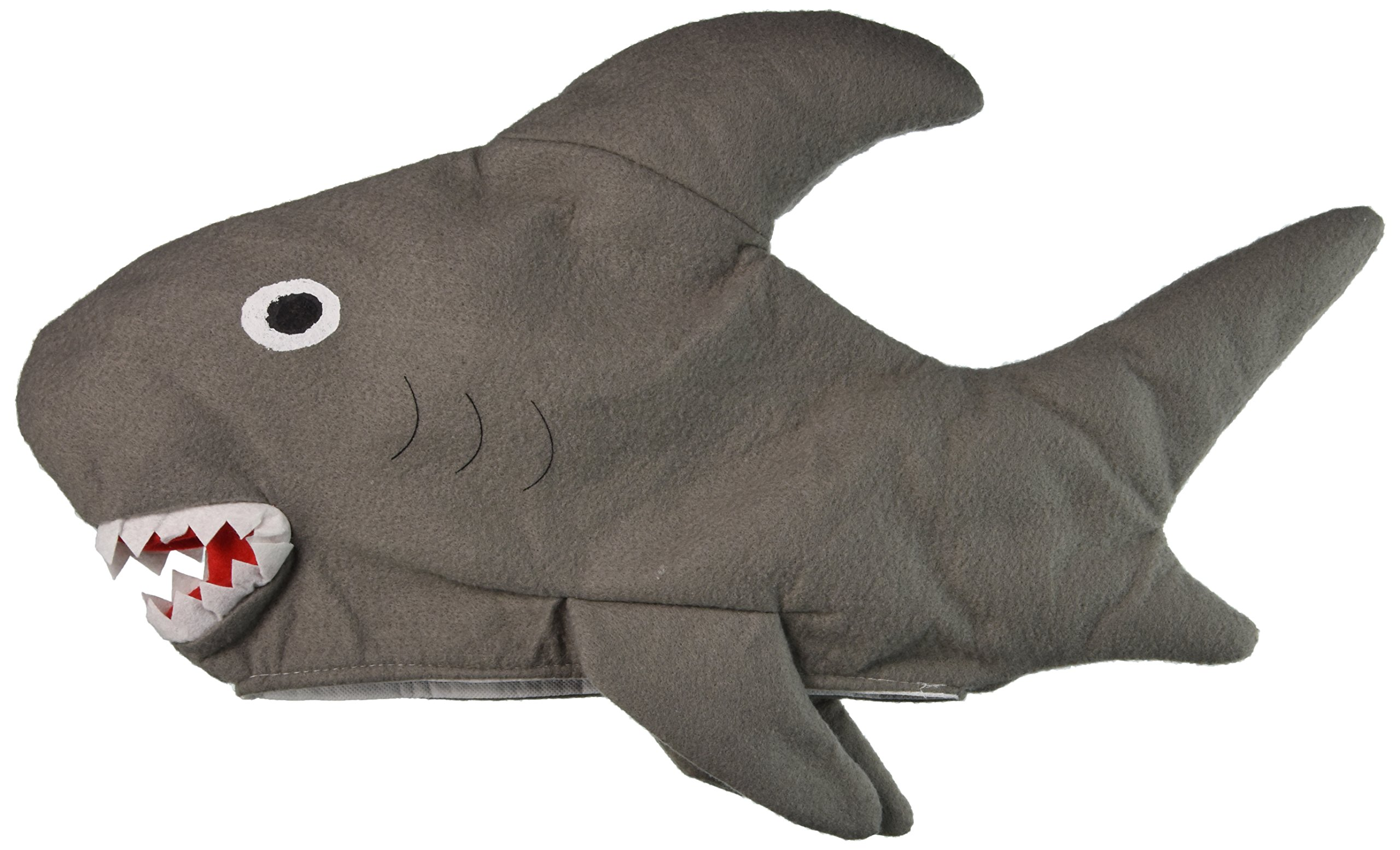 US Toy One Shark Theme Plush Hat, 24'' by U.S. Toy
