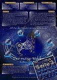 Sternzeichen Widder - Die Horoskop- und Charakter-Karte für Liebe, Partnerschaft, Beruf, Finanzen und Gesundheit: Die psychologische Astrologie der ... und Sterne [DIN A4 - zweiseitig, laminiert]