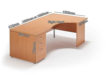 Scrivania Ufficio Faggio : Ufficio openspace benigni mobili