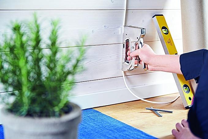 Rapid R36E Ref 20511811 - Pistola grapadora para cables: Amazon.es: Bricolaje y herramientas