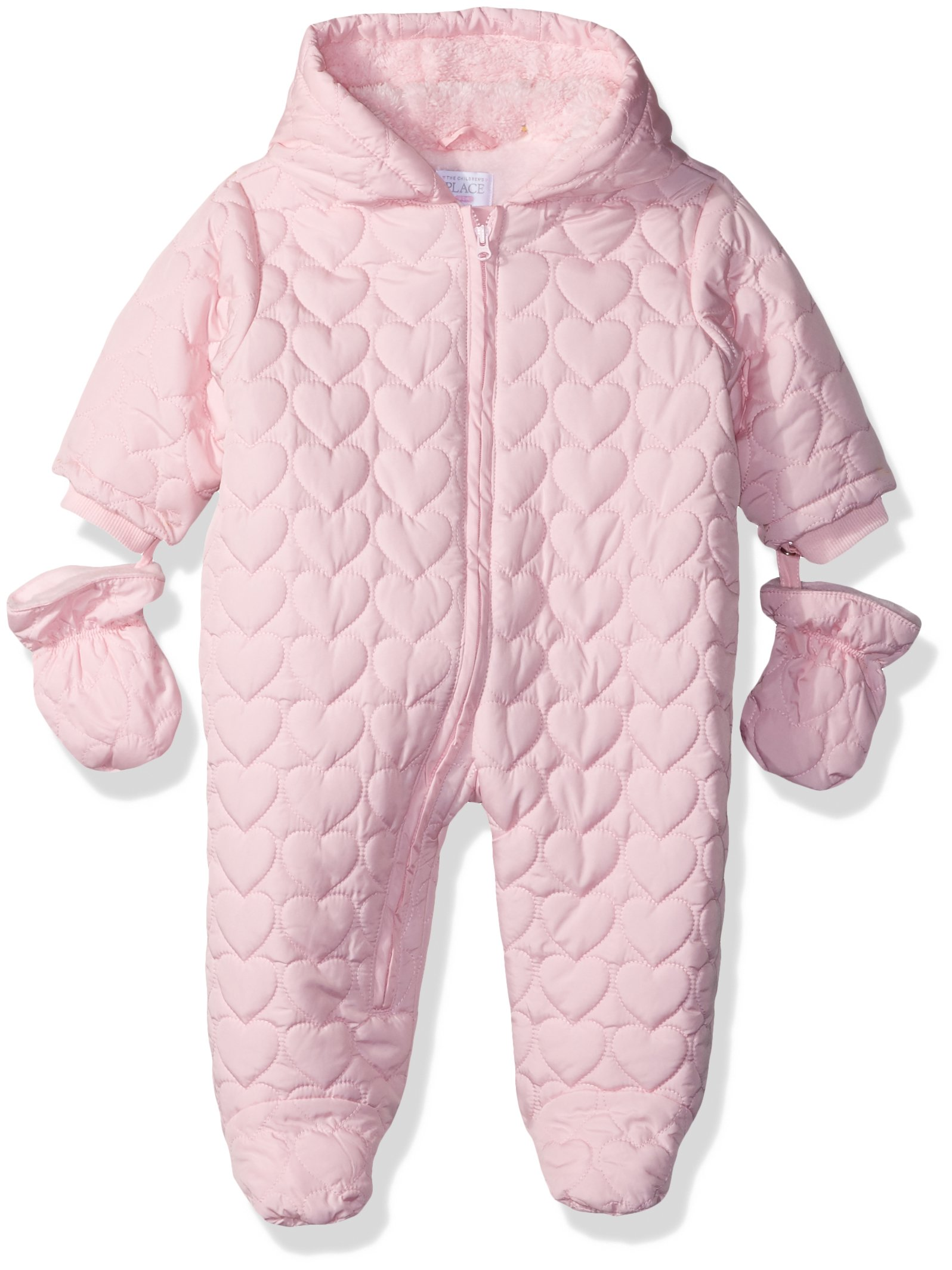 The Children's Place Baby Snowsuit, Shell 85873, 6-9MONTHS by The Children's Place