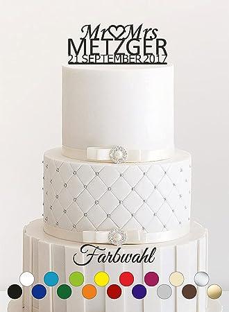 Cake Topper Tortenstecker Tortefigur Acryl Tortenstander