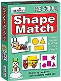 Creative Educational Aids 0688 Shape Match