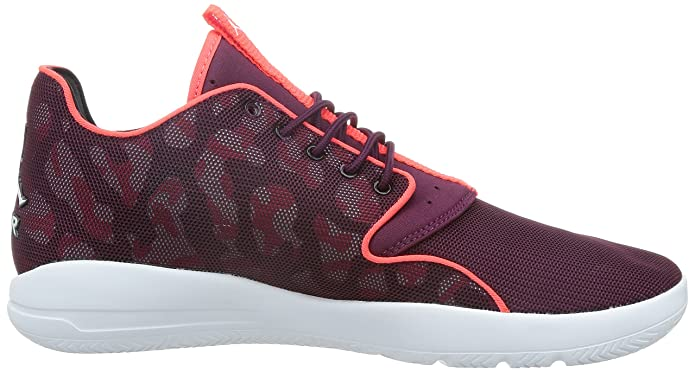 online store 8802c 1aed8 Nike Menâ€TMs Jordan Eclipse Running Sneaker, Bordeaux White Infrared (10.5)   Buy Online at Low Prices in India - Amazon.in