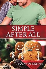 Simple After All (2016 Advent Calendar - Bah Humbug) Kindle Edition