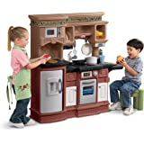 Little Tikes Gourmet Prep 'N Serve Kitchen Set, Brown