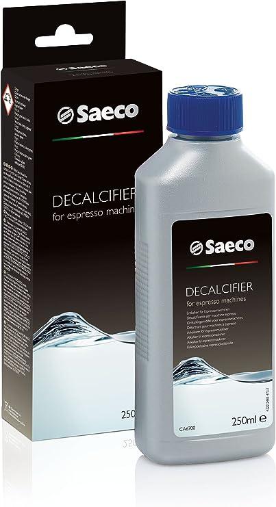 Saeco Delonghi 1 x 10 Li SHB Swiss Descaler for all models suitable eg Kan