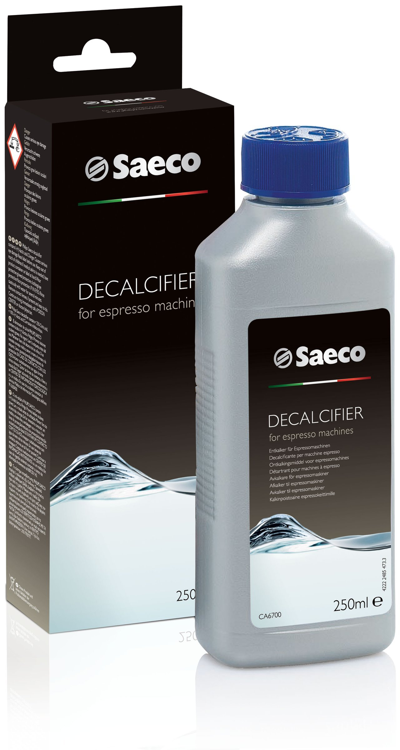 Saeco CA6700/47 Espresso Machine Liquid Descaler product image
