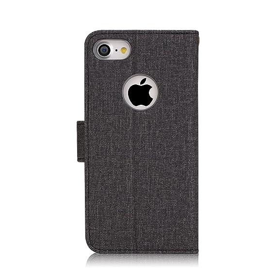 iPhone 8 Case, iPhone 7 Case, Fyy [RFID Blocking Wallet] 100 ...