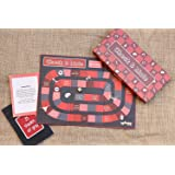 Oye Happy Adult Board Game with a Booklet of Naughty Dares for Couples