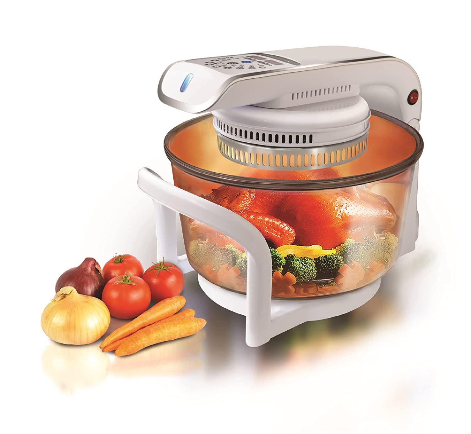 Infinity ICO788DH Digital + Halogen Turbo Convection Oven InfinityProducts.ca