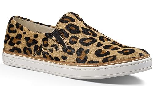 1e0233c3844 UGG Women's Keile Calf Hair Leopard Shoe Chestnut Leopard Size 12 B ...