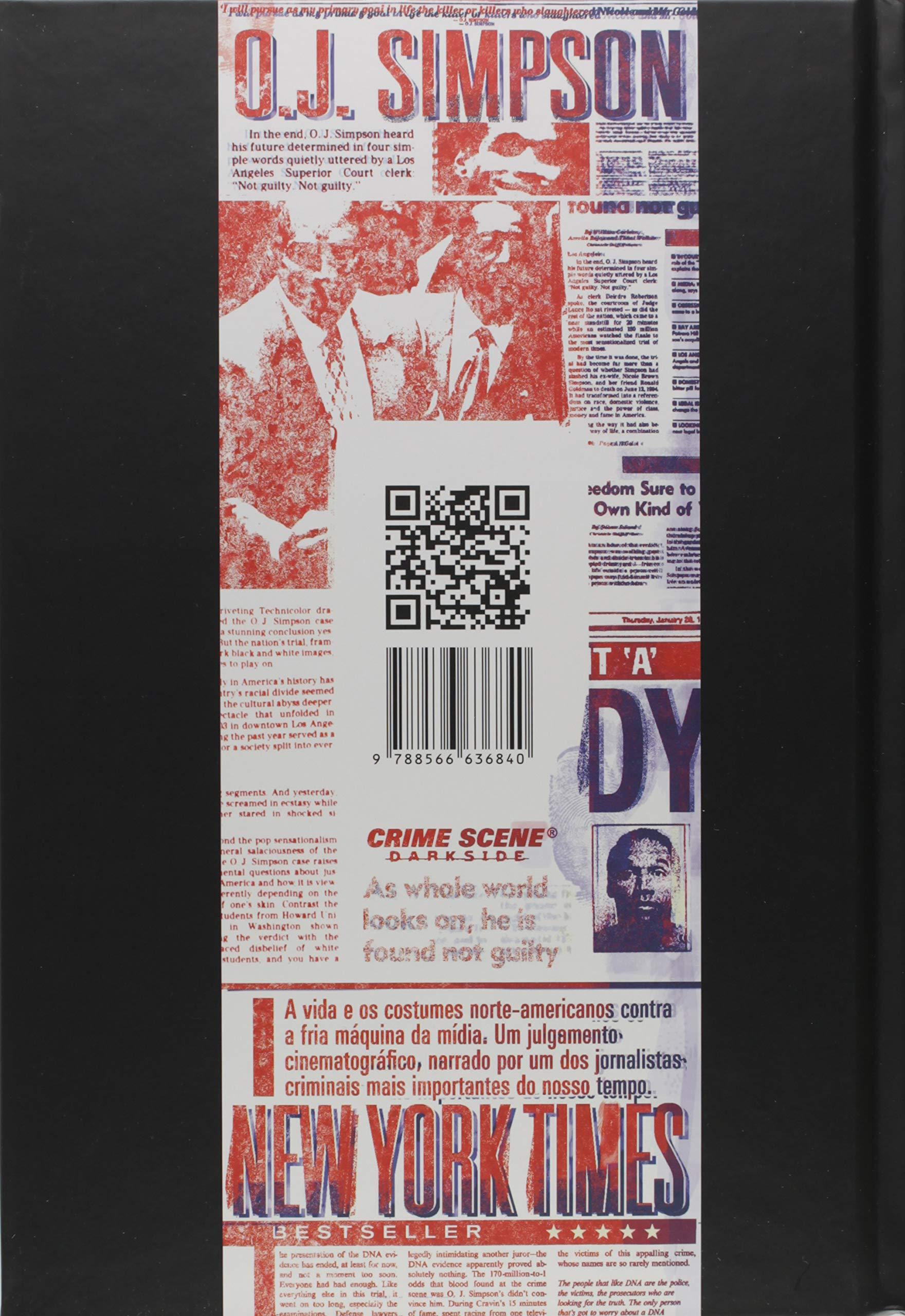 American Crime Story. O Povo Contra O.J. Simpson (Em Portuguese do Brasil): Jeffrey Toobin: 9788566636840: Amazon.com: Books