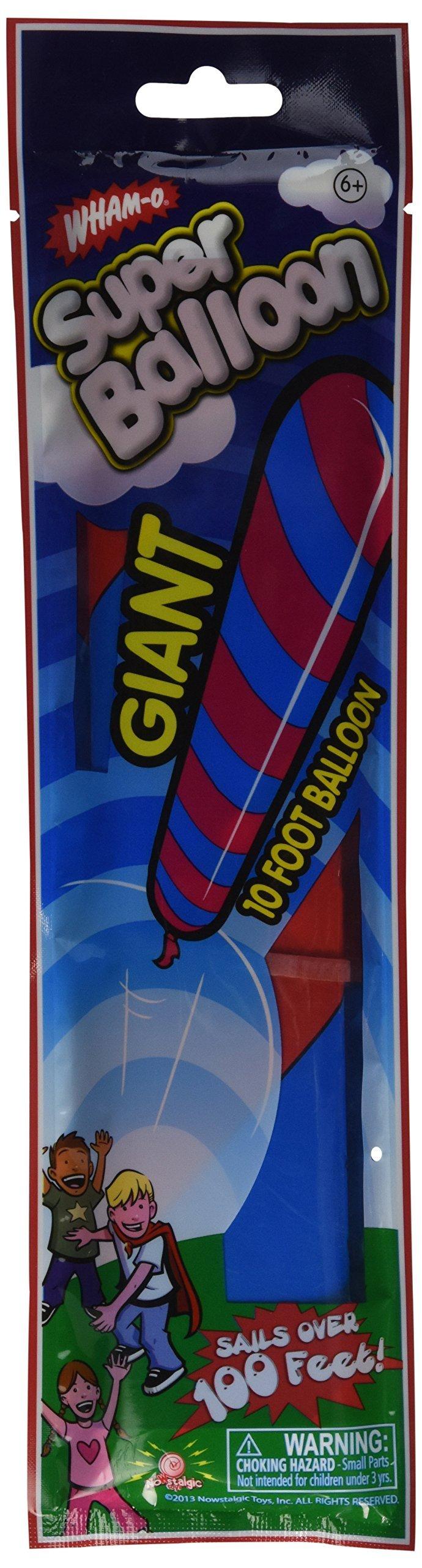 Nowstalgic Toys Wham-O Super Balloon, 10'
