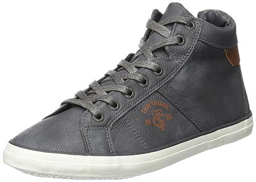 Mujer Altas Zapatos Zapatillas Para es Amazon 3791602 Tom Tailor q4XRxTw1nB