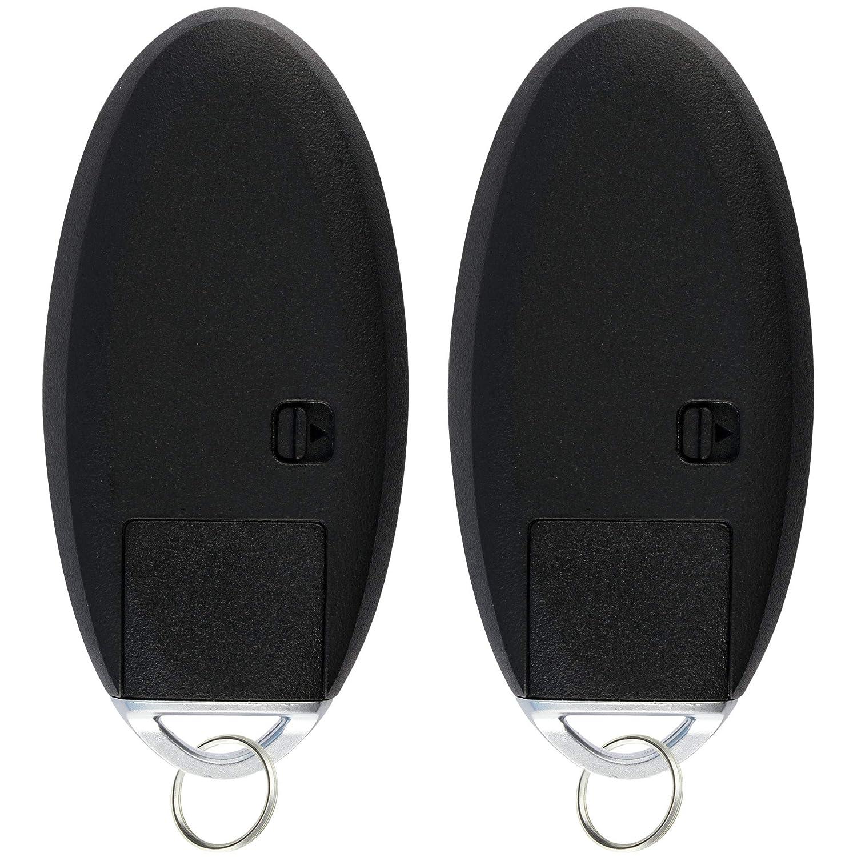 CWTWB1U758 CWTWB1U821-2 PACK For 02-11 Infiniti /& Nissan Keyless Entry Remote Key Fob KBRASTU15