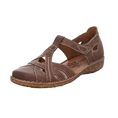 new product ebc90 1d23d Josef Seibel Women's Rosalie 29 Closed Toe Sandals