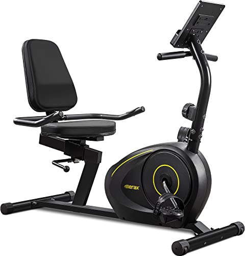 Merax Indoor Recumbent Exercise Bike Stationary Cycling Bike