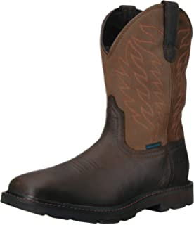 entire collection authorized site quite nice Amazon.com | Ariat Men's Groundbreaker Boot | Western