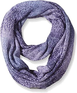 c5bba7a2822f9 Women s Solid Color Essential Knit Infinity Scarf Grey Color at ...